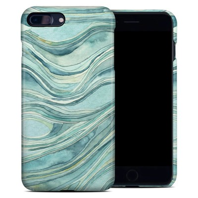 Apple iPhone 7 Plus Clip Case - Waves