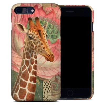 Apple iPhone 7 Plus Clip Case - Whimsical Giraffe
