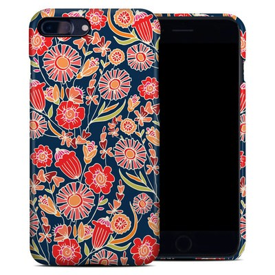 Apple iPhone 7 Plus Clip Case - Wild Flower