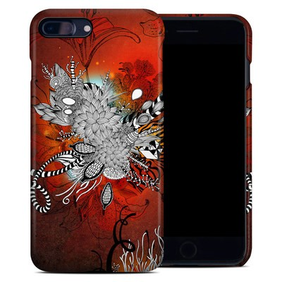 Apple iPhone 7 Plus Clip Case - Wild Lilly