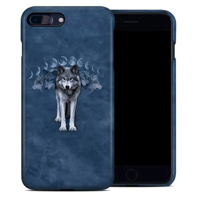 Apple iPhone 7 Plus Clip Case - Wolf Cycle