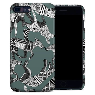 Apple iPhone 7 Plus Clip Case - Woodland Fox