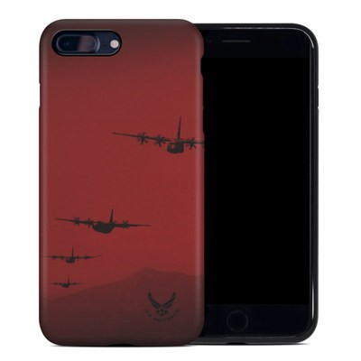 Apple iPhone 7 Plus Hybrid Case - Air Traffic