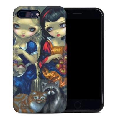 Apple iPhone 7 Plus Hybrid Case - Alice & Snow White