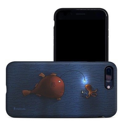Apple iPhone 7 Plus Hybrid Case - Angler Fish