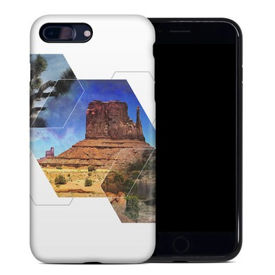 Apple iPhone 7 Plus Hybrid Case - Anomalous