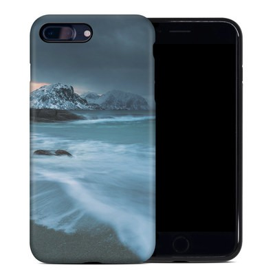 Apple iPhone 7 Plus Hybrid Case - Arctic Ocean