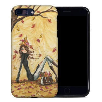 Apple iPhone 7 Plus Hybrid Case - Autumn Leaves