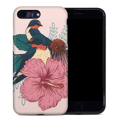 Apple iPhone 7 Plus Hybrid Case - Barn Swallows