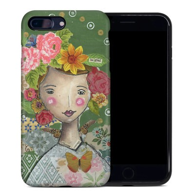 Apple iPhone 7 Plus Hybrid Case - Be Glad