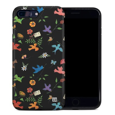 Apple iPhone 7 Plus Hybrid Case - Birds
