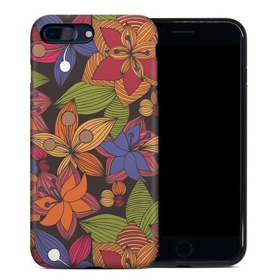 Apple iPhone 7 Plus Hybrid Case - Blooming