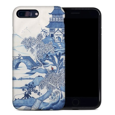 Apple iPhone 7 Plus Hybrid Case - Blue Willow