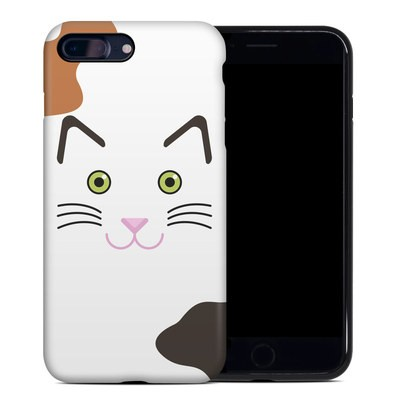 Apple iPhone 7 Plus Hybrid Case - Bandit the Cat