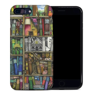 Apple iPhone 7 Plus Hybrid Case - Bookshelf