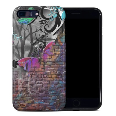 Apple iPhone 7 Plus Hybrid Case - Butterfly Wall