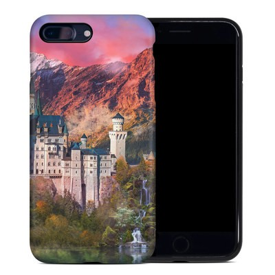 Apple iPhone 7 Plus Hybrid Case - Castle Majesty