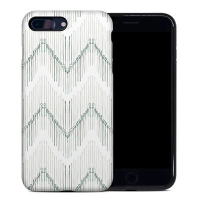 Apple iPhone 7 Plus Hybrid Case - Chic Chevron