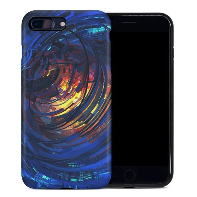 Apple iPhone 7 Plus Hybrid Case - Clockwork
