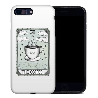 Apple iPhone 7 Plus Hybrid Case - The Coffee