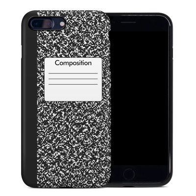 Apple iPhone 7 Plus Hybrid Case - Composition Notebook