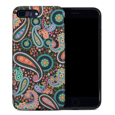 Apple iPhone 7 Plus Hybrid Case - Crazy Daisy Paisley