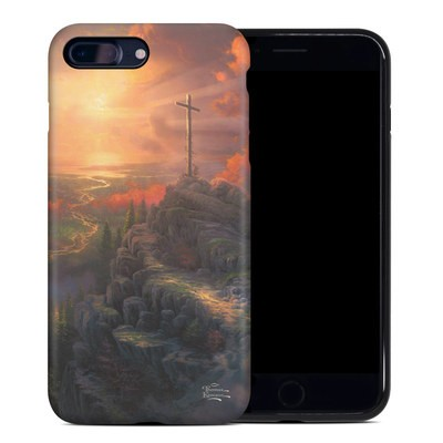 Apple iPhone 7 Plus Hybrid Case - The Cross