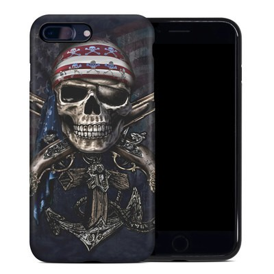 Apple iPhone 7 Plus Hybrid Case - Dead Anchor