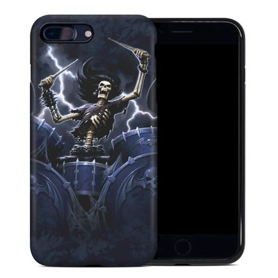 Apple iPhone 7 Plus Hybrid Case - Death Drummer