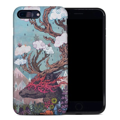 Apple iPhone 7 Plus Hybrid Case - Deer Spirit