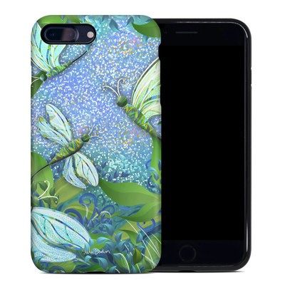 Apple iPhone 7 Plus Hybrid Case - Dragonfly Fantasy