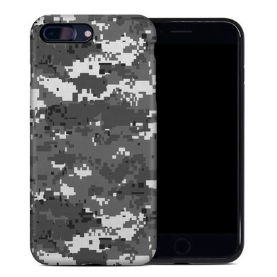 Apple iPhone 7 Plus Hybrid Case - Digital Urban Camo
