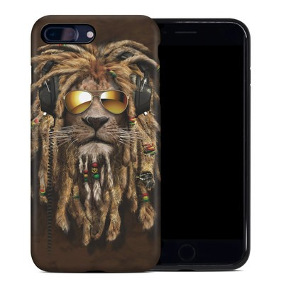 Apple iPhone 7 Plus Hybrid Case - DJ Jahman