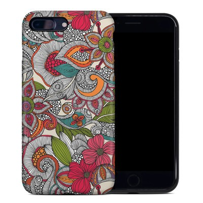 Apple iPhone 7 Plus Hybrid Case - Doodles Color