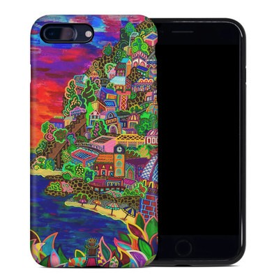 Apple iPhone 7 Plus Hybrid Case - Dreaming In Italian