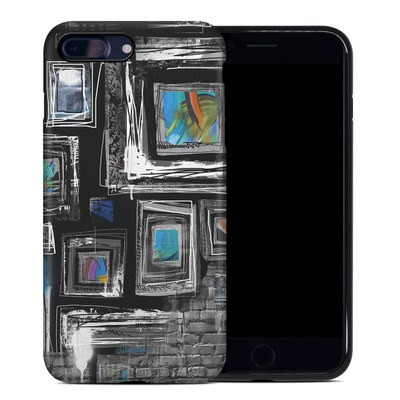 Apple iPhone 7 Plus Hybrid Case - Dripping Walls