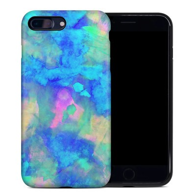 Apple iPhone 7 Plus Hybrid Case - Electrify Ice Blue