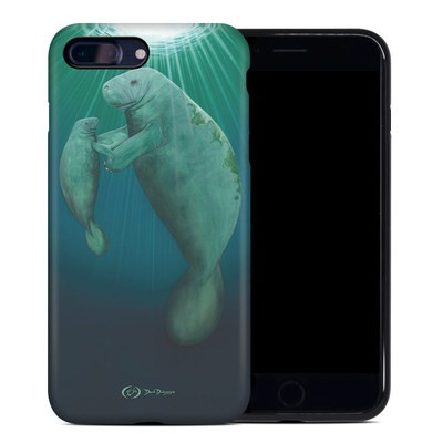 Apple iPhone 7 Plus Hybrid Case - Eternal Serenity
