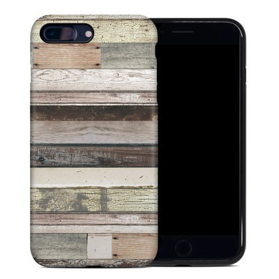 Apple iPhone 7 Plus Hybrid Case - Eclectic Wood