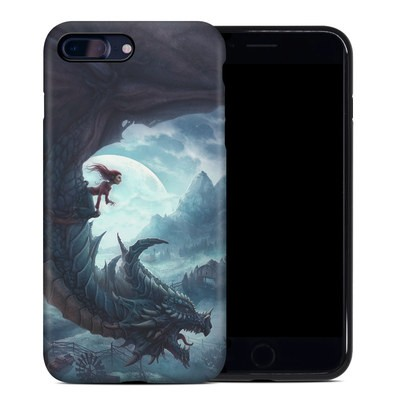 Apple iPhone 7 Plus Hybrid Case - Flying Dragon