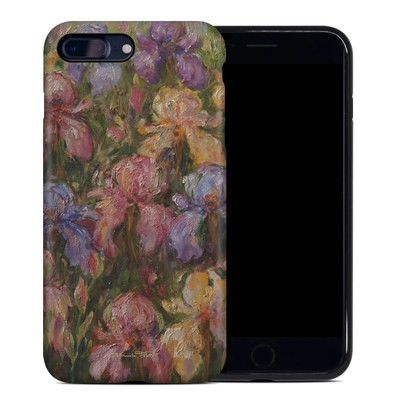 Apple iPhone 7 Plus Hybrid Case - Field Of Irises