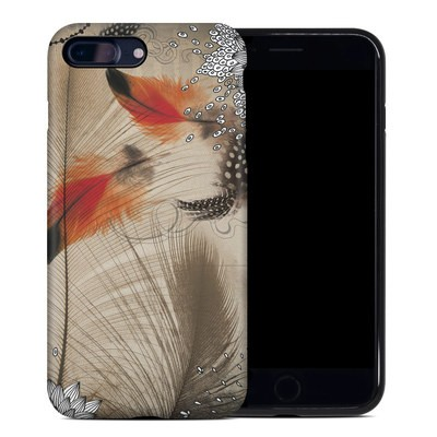 Apple iPhone 7 Plus Hybrid Case - Feather Dance