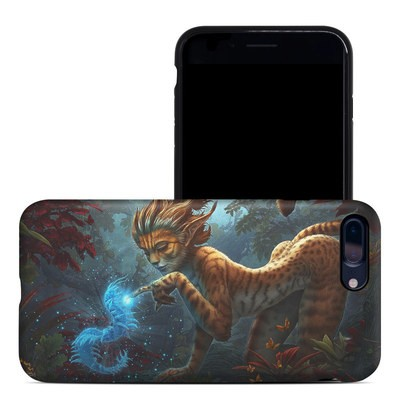Apple iPhone 7 Plus Hybrid Case - Ghost Centipede