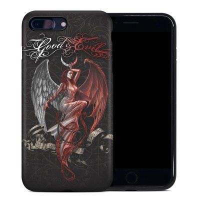 Apple iPhone 7 Plus Hybrid Case - Good and Evil