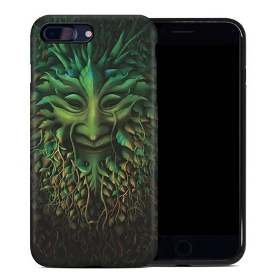 Apple iPhone 7 Plus Hybrid Case - Greenman