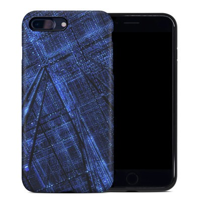 Apple iPhone 7 Plus Hybrid Case - Grid