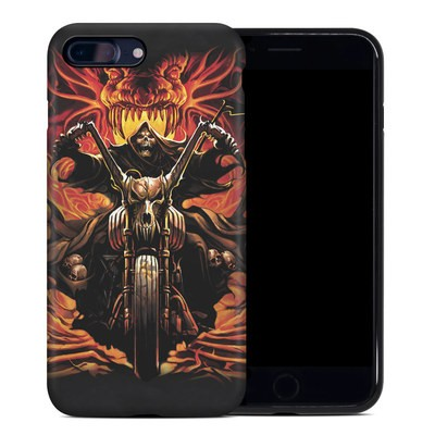 Apple iPhone 7 Plus Hybrid Case - Grim Rider
