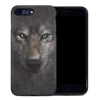 Apple iPhone 7 Plus Hybrid Case - Grey Wolf