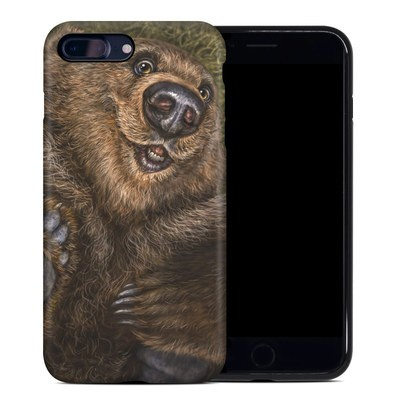 Apple iPhone 7 Plus Hybrid Case - Happy Baby