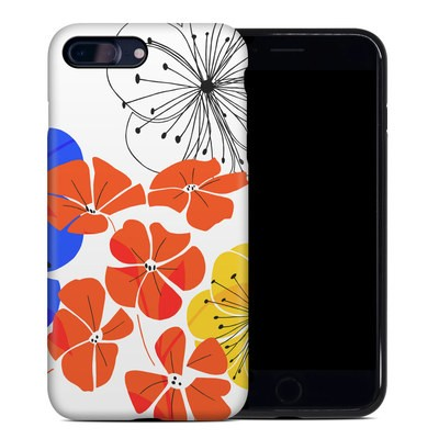 Apple iPhone 7 Plus Hybrid Case - Hibiscus Dance